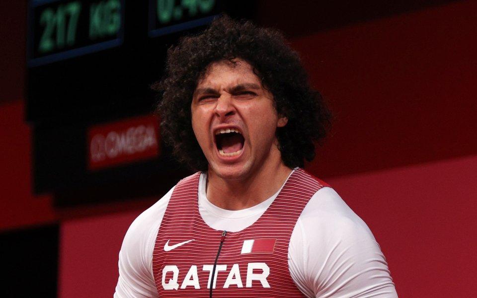 Катарец спечели титла в Токио с олимпийски рекорд