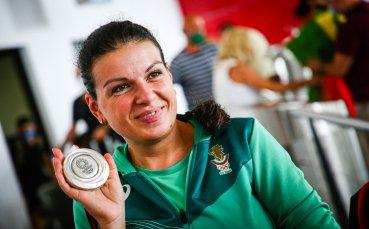 Костадинова спечели титлата на държавно първенство по спортна стрелба с малокалибрен пистолет