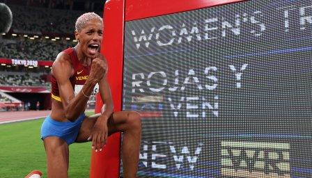 "Венецуелка счупи ""брадясал"" световен рекорд за олимпийското злато"