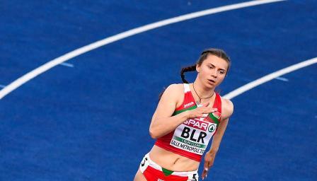 Скандал, беларуска атлетка избяга, иска убежище в ЕС