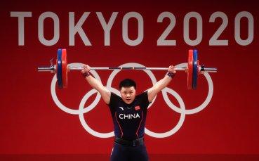 Китайка триумфира в категория до 87 кг на Токио 2020