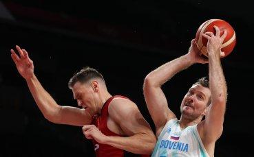Словения прегази Германия и е на полуфинал в Токио