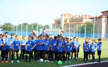 Интер се завърна по шампионски в България