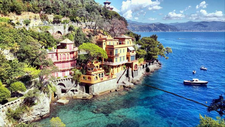 <p>Да се потопиш в рая &ndash; Портофино</p>