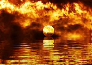 Балканите: горещо и сухо време