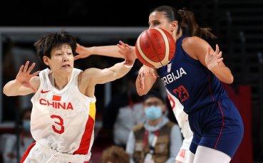 Сърбия и САЩ са на 1/2-финалите в Токио