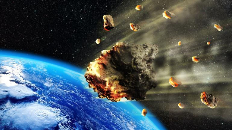 Сбъдва ли се пророчеството? Метеорит падна в Измир и отприщи конспиративни  теории - Любопитно   Vesti.bg
