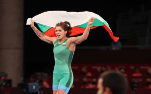 Изключително! Тайбе Юсеин донесе нов медал за България