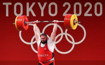 Грузинец отново е най-силният мъж в света