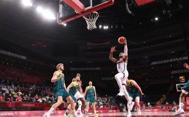 САЩ е на една победа от четвърта поредна олимпийска титла