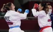 Каратистката Ивет Горанова донесе още един медал за България от Олимпиадата