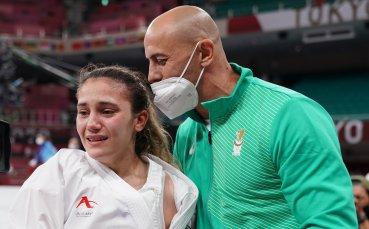 Треньорът на Ивет: Трябва да стане световна и европейска шампионка