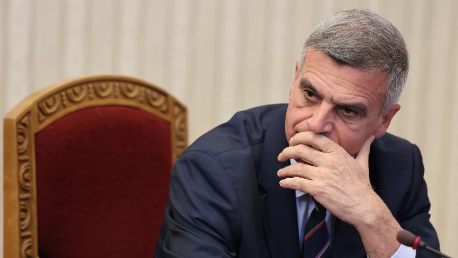 Янев: Не се налага включване на въоръжените сили в охраната на границата