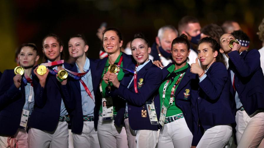 Красива церемония сложи край на Олимпиадата в Токио
