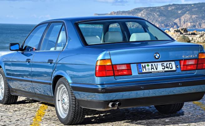 BMW 545i (E34) 1992