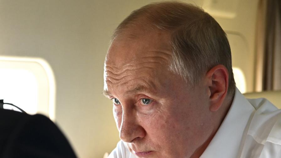 """Бедствия с """"безпрецедентен"""" мащаб разтревожиха Путин"""