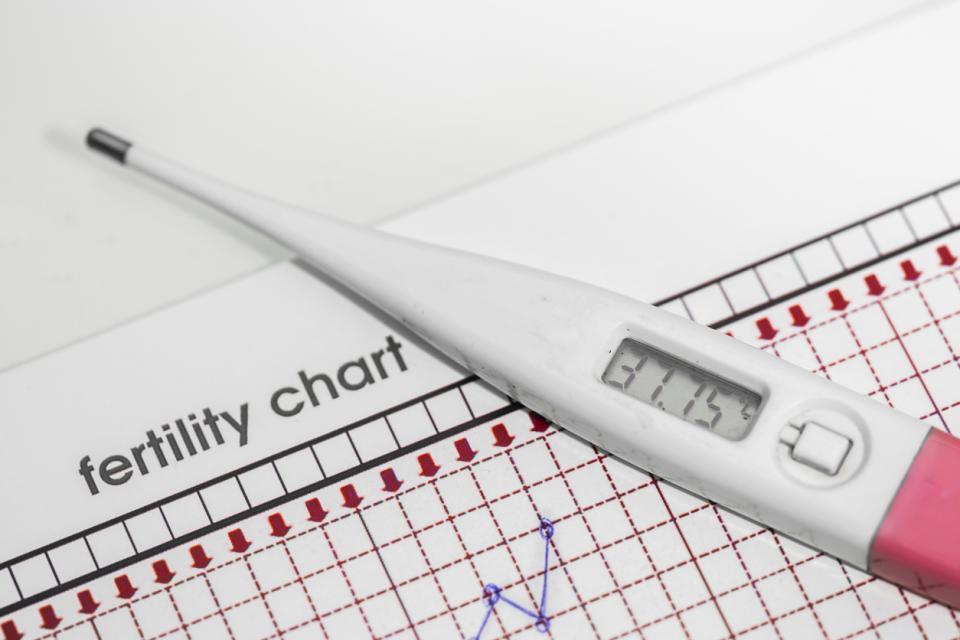 жена календар овулация термометър зачеване забременяване