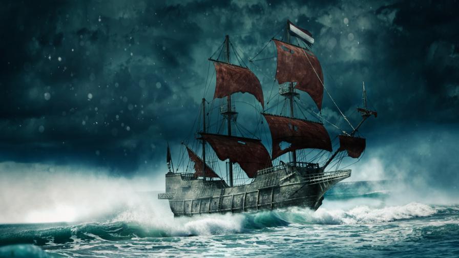 """Мистерията с кораба """"Мери Селест"""" и изчезналия екипаж"""