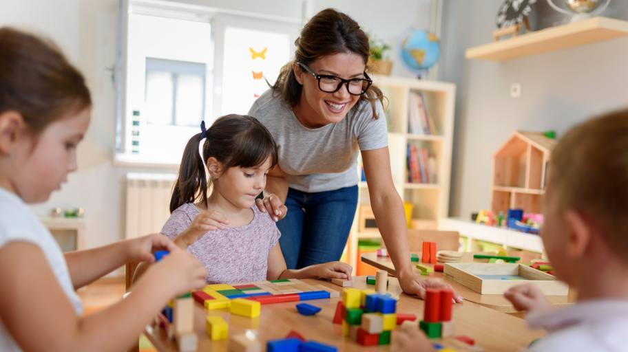 Как да подготвите детето за детска градина