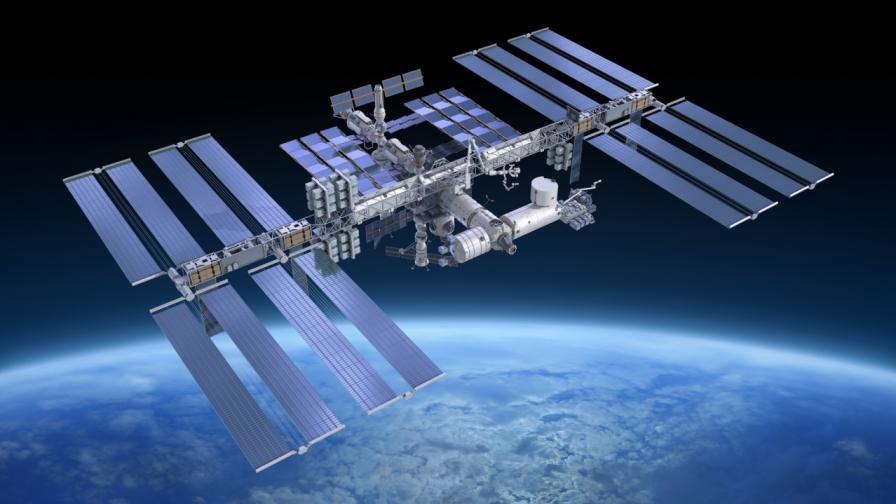 Международната космическа станция