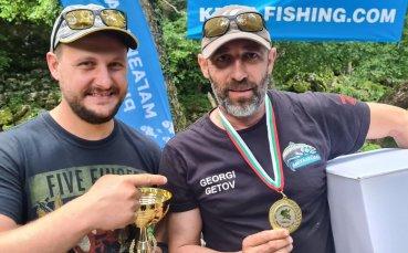 Георги Гетов преди световното по спинингов риболов в България: Имаме големи шансове за топ 3