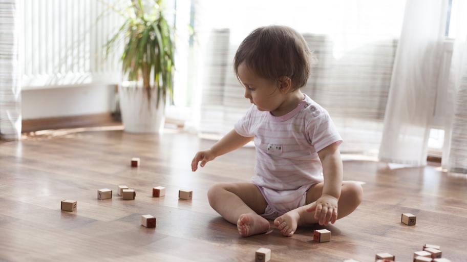 5 начина да стимулирате умствените способности на бебето