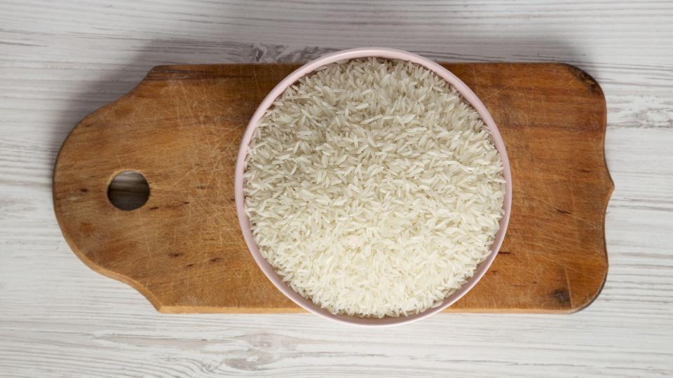 ориз храна