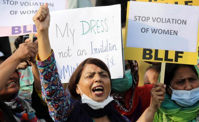 Малтретираха сексуално пакистанка заради видео в TikTok