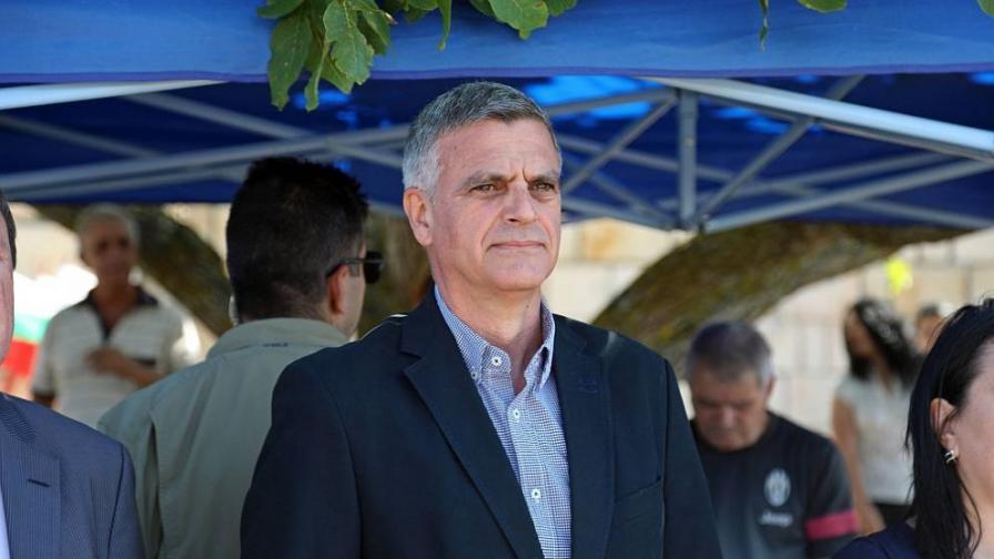 <p>Янев: Българските граждани могат да са спокойни за границата ни с Турция</p>