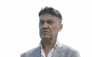Шефът на ФИФА също поздрави Борислав Михайлов