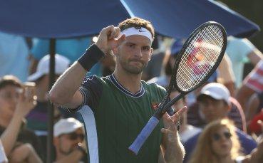 Григор се класира на 1/4-финалите в Сан Диего след впечатляваща победа
