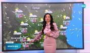 Прогноза за времето (31.08.2021 - следобедна емисия)
