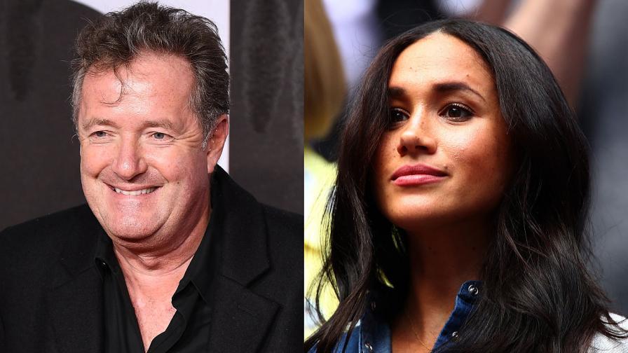 Британският медиен регулатор оправда журналиста Пиърс Морган за коментари срещу Меган Маркъл