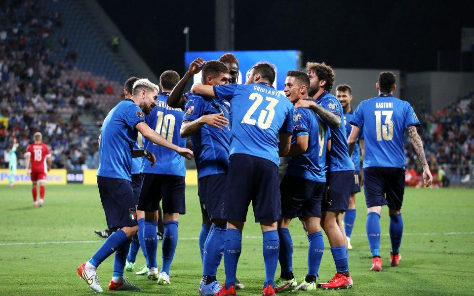 Италия и Аржентина излизат в своеобразна Суперкупа за националните отбори