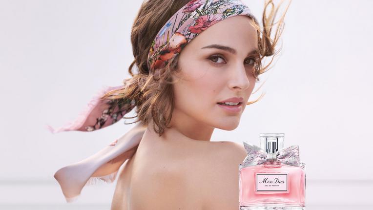 Прегърни красотата на живота с новия Miss Dior Eau de Parfum