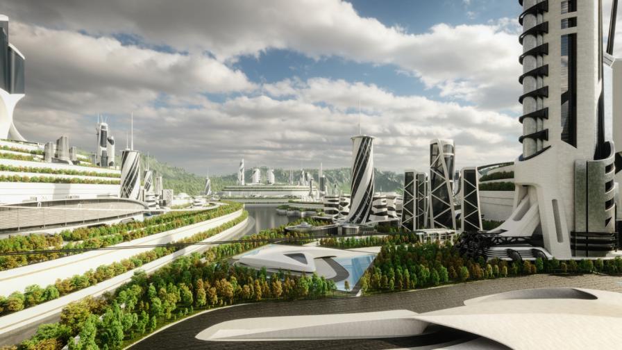 """Милиардер иска да строи """"нов град в САЩ"""""""