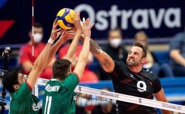 Германия изхвърли България от Евроволей 2021