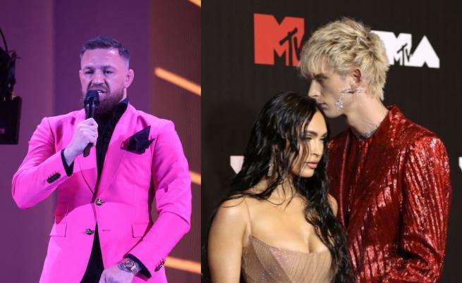 Конър Макгрегър се спречка с гаджето на Меган Фокс на наградите на MTV