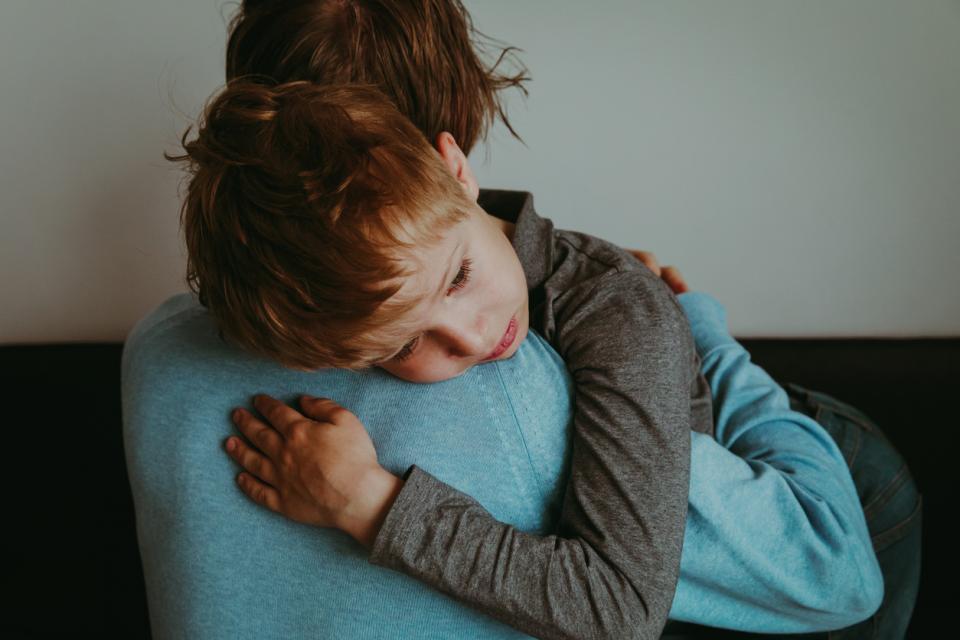 дете деца родител тревожност тъга ментално психично здраве