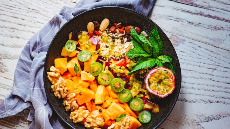 5 златни правила на здравословното хранене