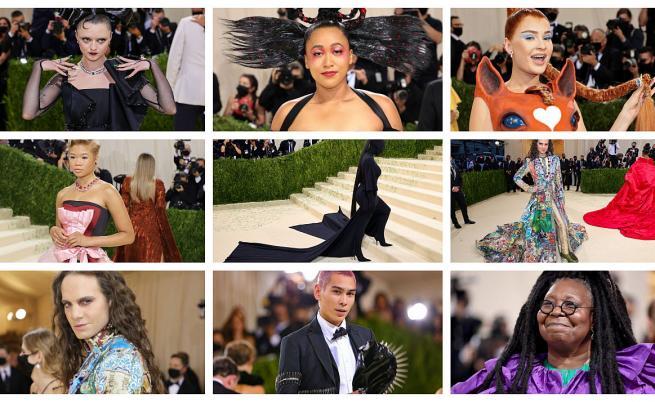 Кич и голота: Най-екстравагантните гости на Met Gala