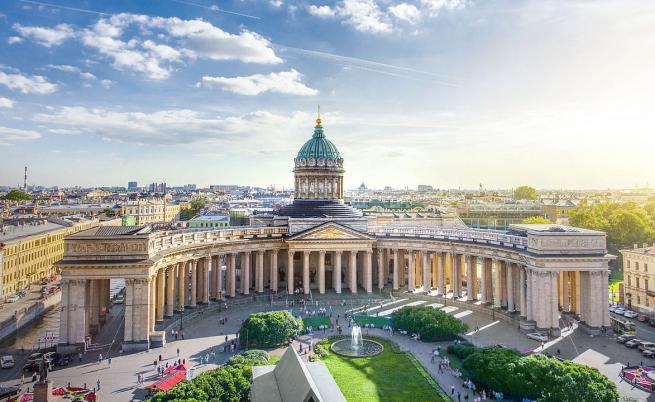 Шедьовърът на Петър Велики – царственият Санкт Петербург