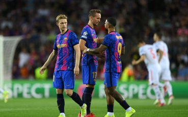 Барселона с катастрофални загуби