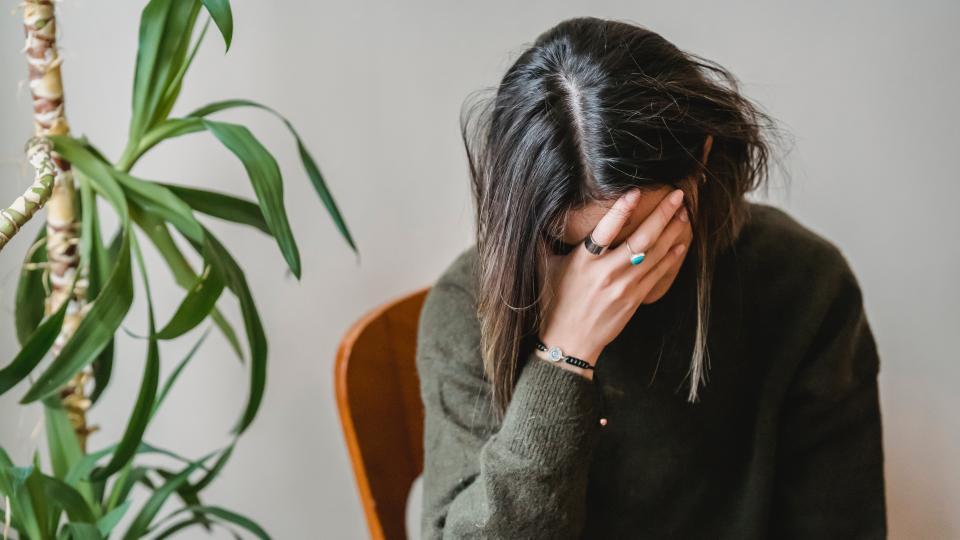 жена стрес здраве умора