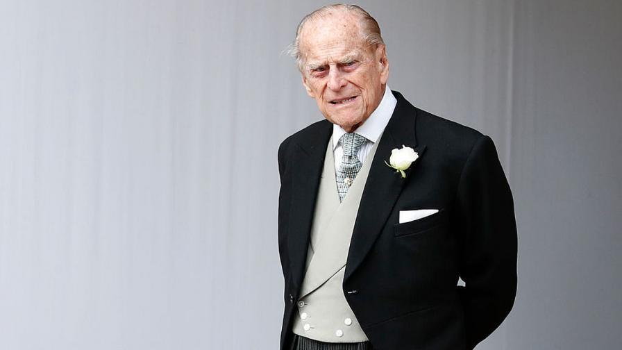 Принц Чарлз разкри за скрит талант на принц Филип