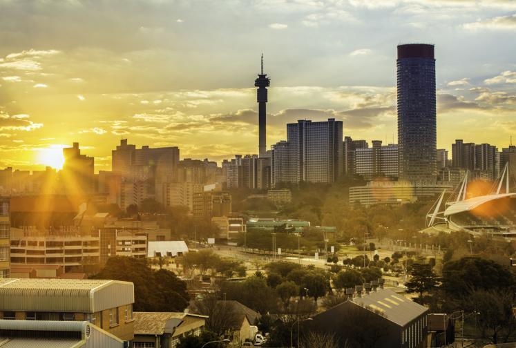 Йоханесбург