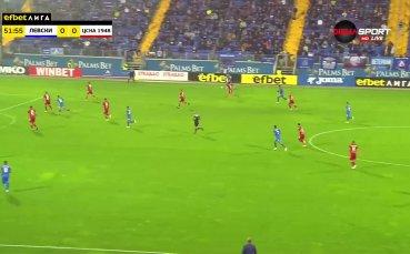 Левски - ЦСКА 1948 0:0 /репортаж/