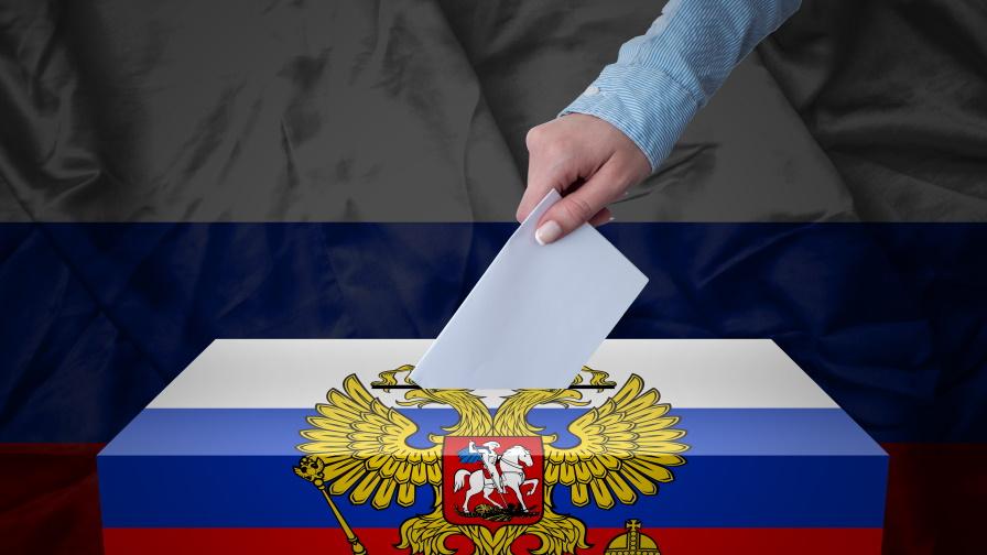 Първи резултати от изборите в Русия: Ето кой печели