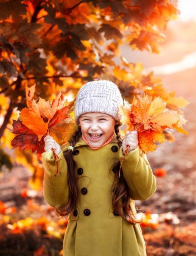 дете есен