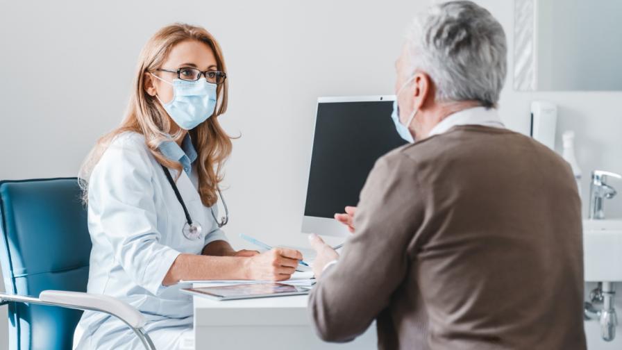 лекар доктор пациент